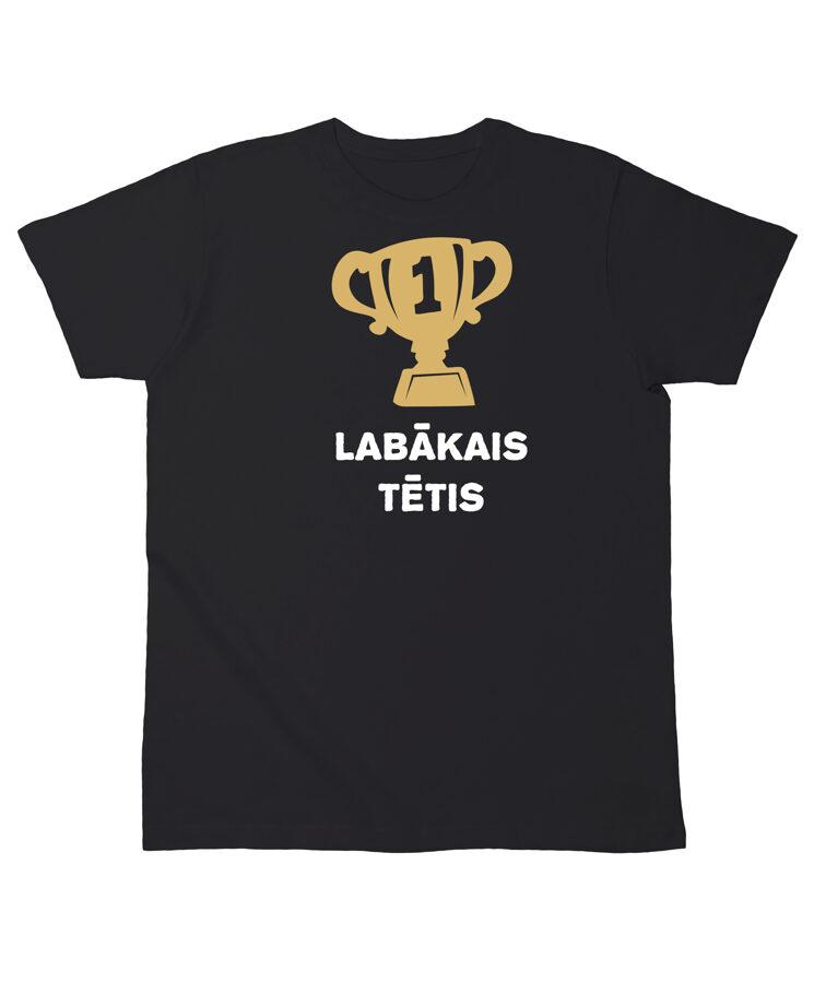 """T-krekls """"Labākais tētis"""""""