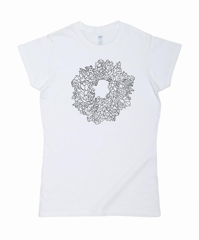 """Sieviešu T-krekls """"Vainags"""""""