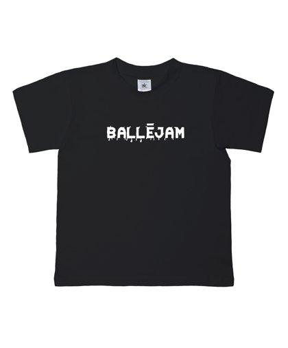 "Bērnu T-krekls ""Ballējam"""