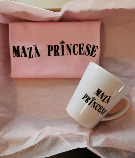 """Dāvanu komlekts """"Mazā Princese"""""""