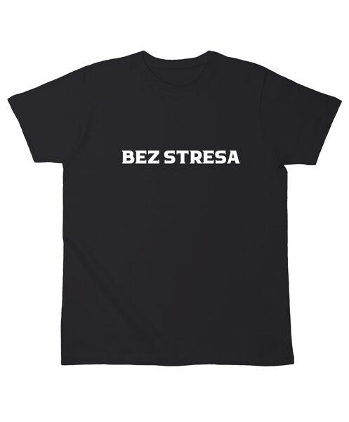 """T-krekls """"Bez stresa"""""""