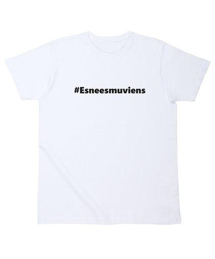 "T-krekls ""Esneesmuviens"""