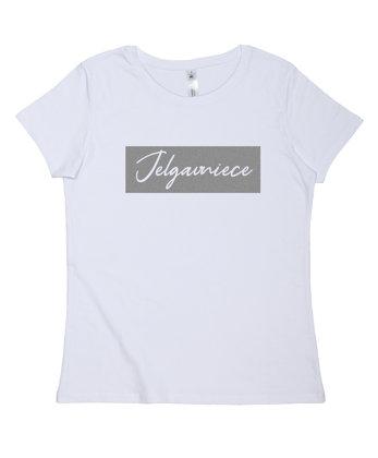 """T-krekls """"Jelgavniece"""""""