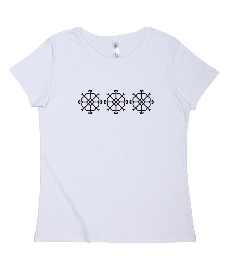 "T-krekls ""Latvju rakstu"""