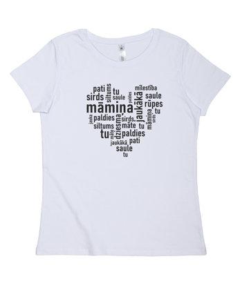 """T-krekls """"Māmiņa"""""""
