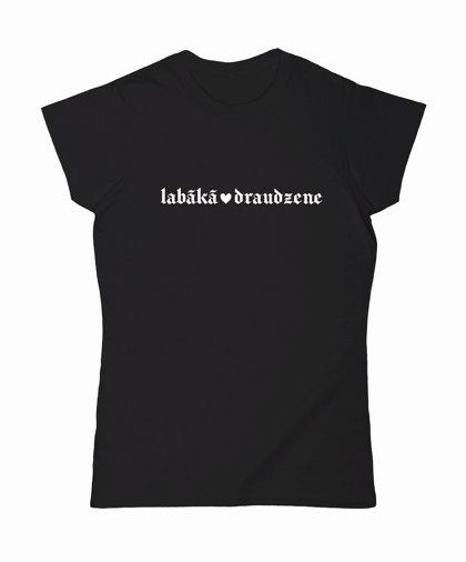 """T-krekls """"Labākā draudzene"""""""