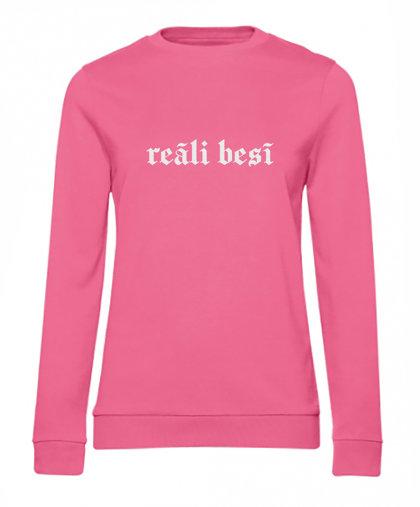 """Sieviešu džemperis """"Reāli Besī"""""""