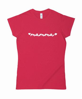 """T-krekls """"Mamma"""""""